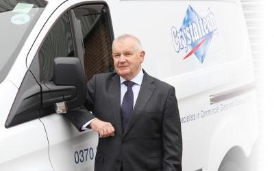 Derek Maher, Crystaltech Warewashing Expert