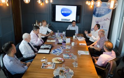 Crystaltech MD Shares Industry Expertise at Water Treatment Debate