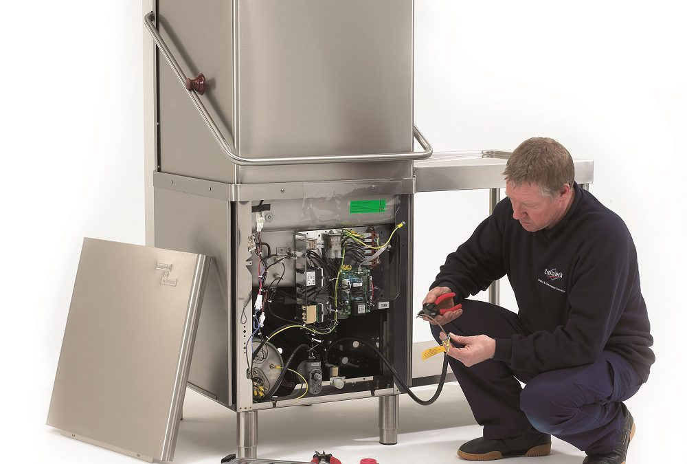 Warewashing Company Leads the Way for Covid 19 Testing